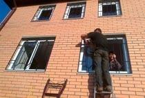 Монтаж решеток в Калуге