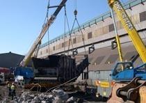 Демонтаж конструкций из металла в Калуге