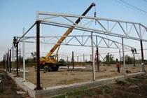 Восстановление геометрии металлоконструкций в Калуге и усиление зданий г.Калуга